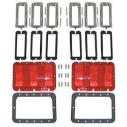 1968 TAIL LAMP KIT